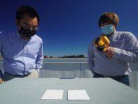 Краска с эффектом излучательного охлаждения снизит потребность в кондиционировании воздуха в ЦОД
