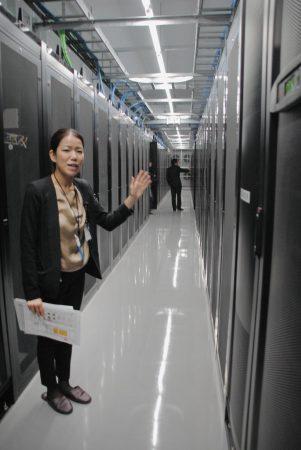 Японские инженеры решили организовать охлаждение серверов в ЦОД с помощью снега