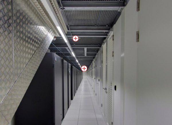 Фотоэкскурсия по дата-центру Equinix AM6 IBX в Амстердаме
